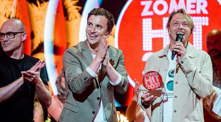 Niels Destadsbader & Regi winnen Radio 2 Zomerhit 2021