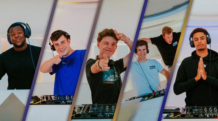 MNM Start To DJ 2021: de finalisten