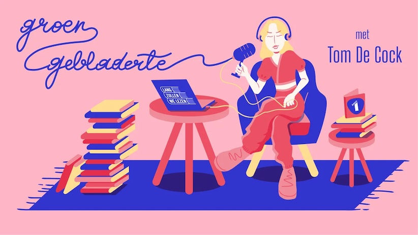 Radio 1: podcastreeks 'Groen Gebladerte'