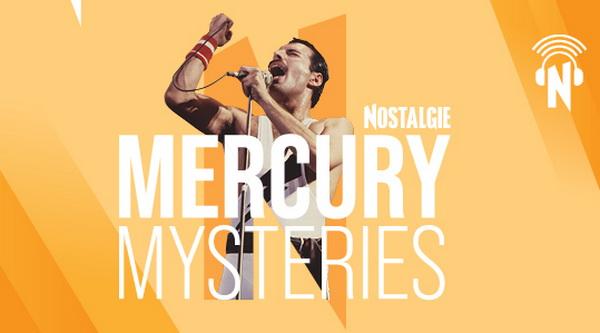 (Freddie) Mercury Mysteries bij Nostalgie