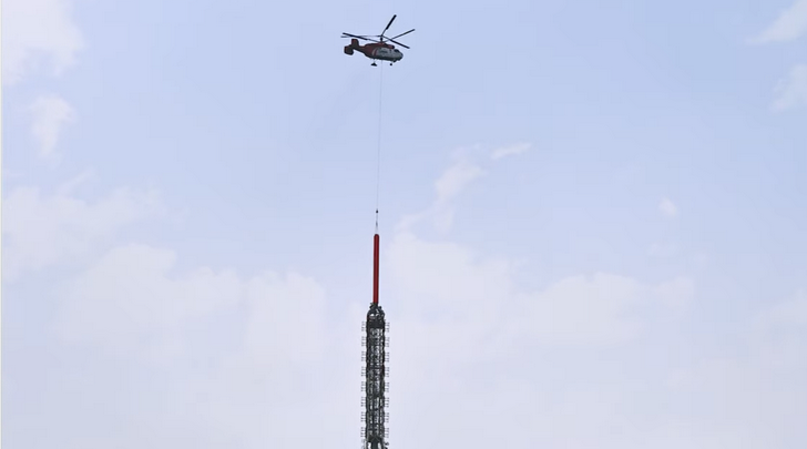 Wallonië: nieuwe DAB+-antennes voor 7 Meuses (video)