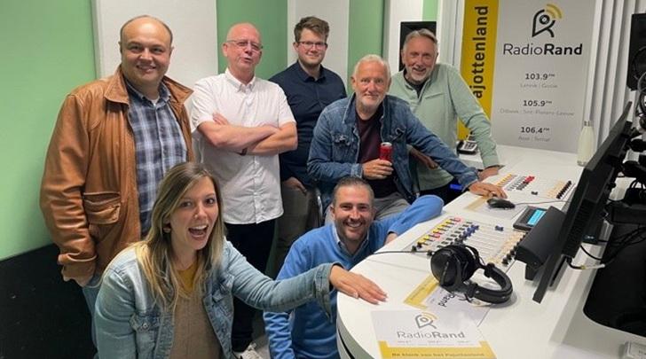 Radio Rand, vanaf zaterdag de 'klank van het Pajottenland'