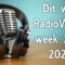 Dit was RadioVisie's week 21 in 2020