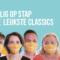 Nostalgie geeft gratis mondmaskers weg (video)