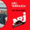 'NRJ Terrazza' Toon Smet praat met epic gasten